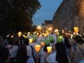 Procession aux Flambeaux